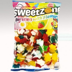 Sweetzone Jelly Turtles Assorted Halal Hmc Party 1kg